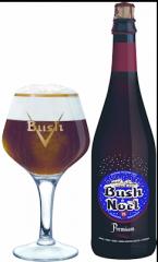 Bière Bush de Noël