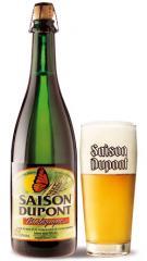 Bière Saison Dupont biologique
