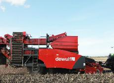 Potato Harvesters