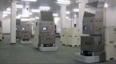 Automated guided vehicles for food &