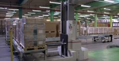 Automated guided vehicles for pharmaceuticals