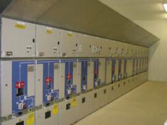 De cabines, de postes et de sous stations
