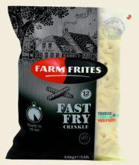 Frites Fast Fry 12mm