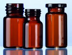 Glass vials for pharmaceutical applications