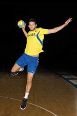 Handball Maillots / Shorts Macron FLASH Set