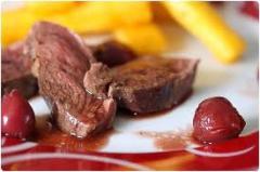 Les viandes de canard (magrets, aiguillettes)