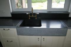Lavabo en granite pour cuisine
