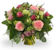 Bouquet Pink paradise