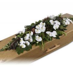 Bouquet pour l'arrangements de deuil