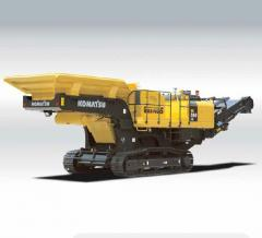 Mobile Crusher Komatsu  BR380JG-1