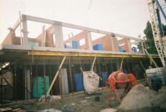 Concrete for construciton