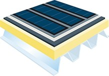 Photovoltaic Roofing System Firestone EPDM
