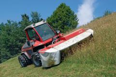 Technique agricole Terratrac Aebi TT105