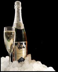 Vin cuvée seigneur Ruffus – brut Sauvage