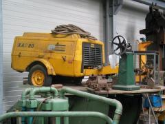 Compresseur rotatif ATLAS COPCO