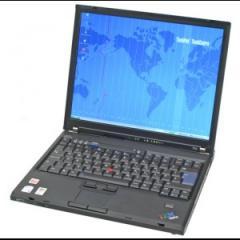 Portables occasion IBM Lenovo  T60 type 2007