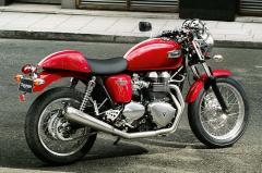Moto Triumph Thruxton