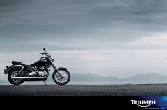 Moto cruisers Triumph Rocket III Touring