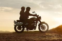 Moto Classics Triumph Scrambler