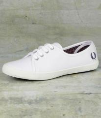 Women's Shoes Fred Perry Bell Canvas Shoe