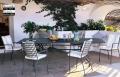 Terrace furniture: Italian design