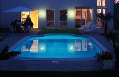 Projecteur pour la piscine