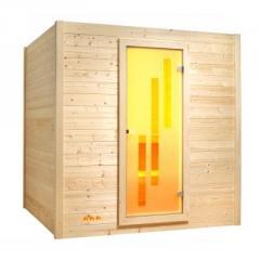 Les saunas Woodbeton
