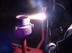 Technical coatings for plasma coating