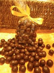 Minichocolats en sachets de 100 g