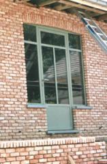 Châssis des portes ou fenêtres