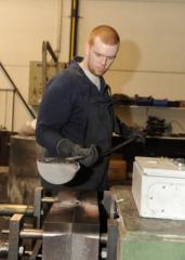 Alluminium alloy casting