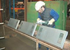Cast iron lattices