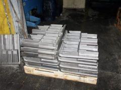 Grey cast iron moulding