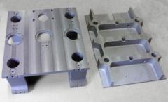 Aluminium alloy moulding