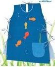 Robe tablier Poisson, L'oiseau bateau