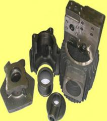Iron moulding for industry