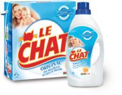Original au savon de Marseille, poudre et liquide