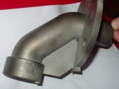 Aluminium moulding