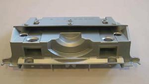 Aluminium moulding for industry