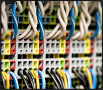 Wiring of electrical boards