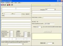 Software for labelling ATIEtiquettes