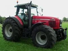 Tracteur MF 8470 T3