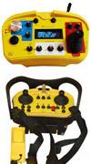 Les pupitres - radio-commande gamme RCB1000