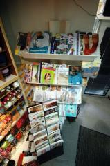 Magasines, livres, revues