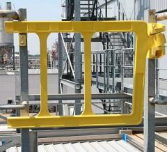 Le portillon de sécurite double AXES GATE