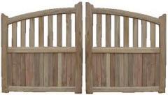 Portails en bois