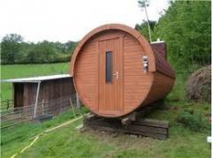 Sauna  Importbois