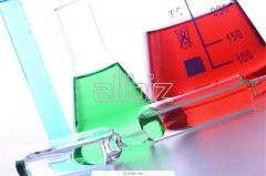 Base chemicals for industry