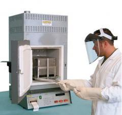 Laboratorium-apparatuur voor het testen van beton