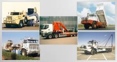 Special MOL Trucks